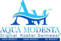 Aqua Modesta Logo