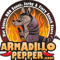 Armadillo Pepper Logo