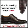 Arrowsmithshoes Logo