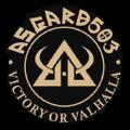 Asgard503 Logo