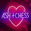 Ash + Chess Logo