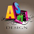 PHOTOSHOP TEMPLATES – AsheDesign Logo