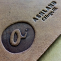 Ashland Leather Logo