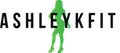 ASHLEYKFIT – AshleyKFit Logo
