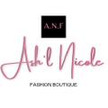 Ash'l Nicole Fashion Boutique Logo