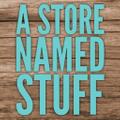 a store named STUFF logo