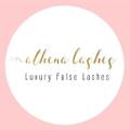 Athena Lash Co. Logo