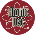Atomic Disc Logo