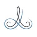 Au Lit Fine Linens Logo
