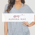 Aurora Mae Logo