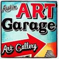 Austin Art Garage Logo