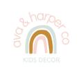 Ava & Harper co Logo