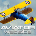Aviatorwebsite USA Logo