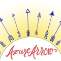 Azure Arrow Logo