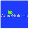 AZURE NATURALS Logo