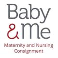 Baby & Me Maternity Logo