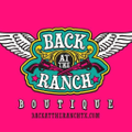 Back At The Ranch Logo
