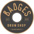 Badges Drum Shop logo