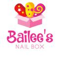Bailee's Nail Box USA Logo