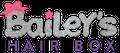 Bailey's Hair Box Logo