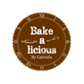 Bakealicious By Gabriela Australia Logo