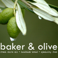 Baker and Olive Logo