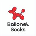 Ballonet Socks Logo