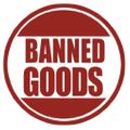 BANNED GOODS Logo