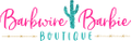 Barbwire Barbie Boutique Logo