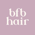 Barefoot Blonde Hair Logo
