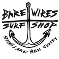Bare Wires Surf Shop Logo