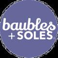 Baubles + Soles Logo