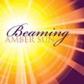 Beaming Amber Sun Logo
