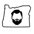 Bearded Oregon logo