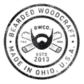 BEARDEDWOODCRAFT Logo