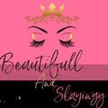 Beautifull And Slayingg Logo