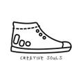 Creative Souls, Inc. Logo