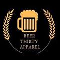 Beer Thirty  Apparel Logo
