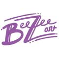 BeeZeeArt USA Logo