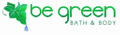 Be Green Bath And Body Logo