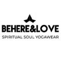 BeHereAndLove Logo