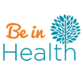 Be In Health Logo