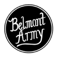 Belmont Army Surplus Logo