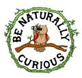 Be Naturally Curious Logo