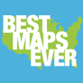 Best Maps Ever Logo