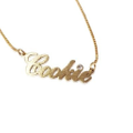 Best Name Necklace Logo