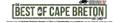The Best Of Cape Breton Logo
