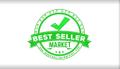 Bestseller Marketing Logo