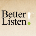 BetterListen! Logo