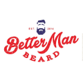 Better Man Beard Logo